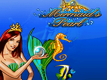 Mermaid's Perl в Вулкан казино